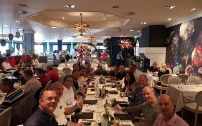 Primer Encuentro de Distribuidores Europeos de Doulton