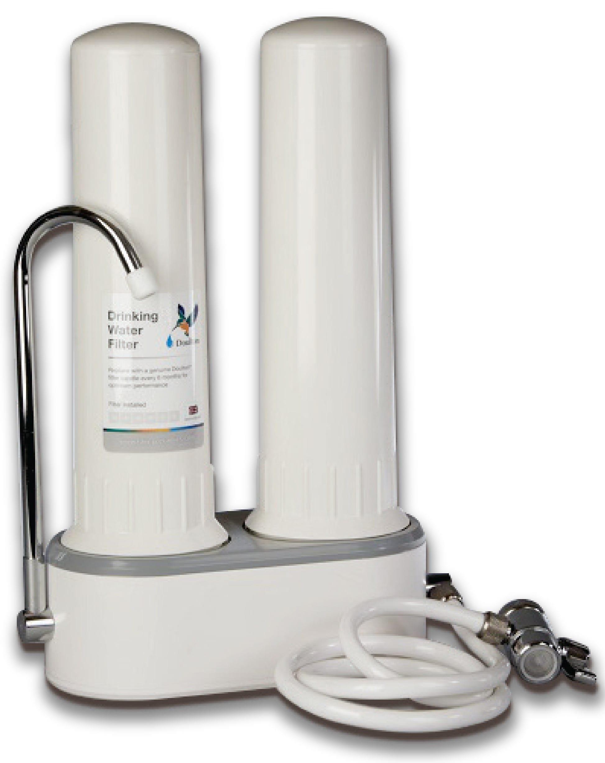 Los filtros de agua para casa que vende Doctor Agua, son la mejor solución para poder beber agua en casa de forma cómoda, práctica y ecológica. Los filtros de agua para casa son ecológicos y respetuosos con el medio ambiente y ayudan a ahorrar.