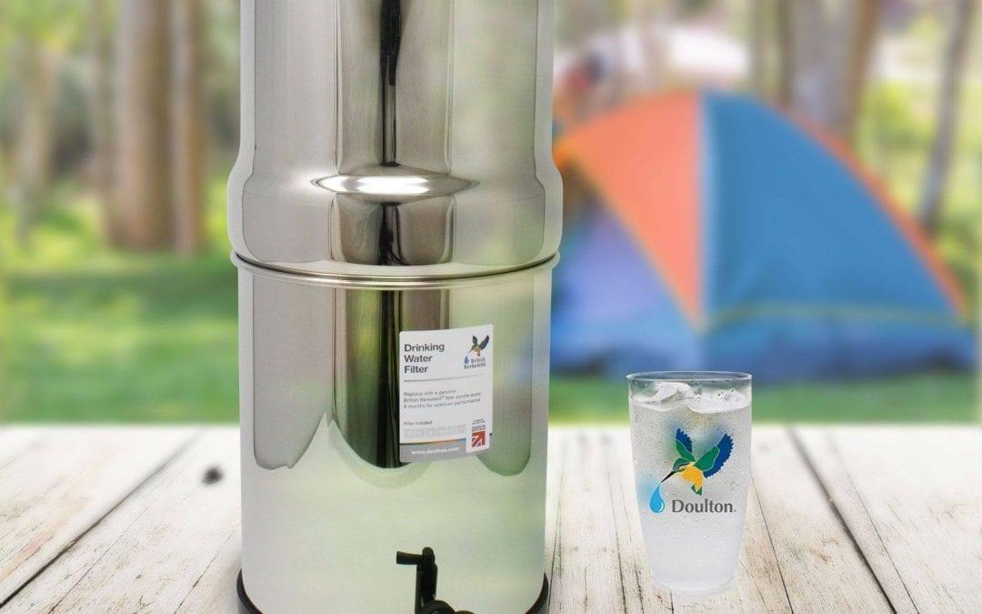 Filtros de Agua por Gravedad: Ventajas y Características